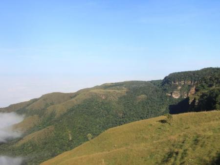 Chapada dos Guimaraes Aussichtspunkt