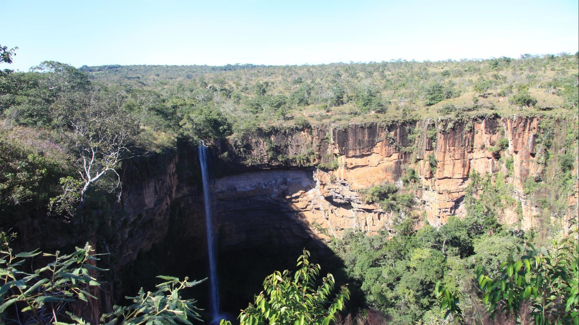 3 Tage Reisebaustein - Chapada dos Guimaraes und Bom Jardim naturnah erleben
