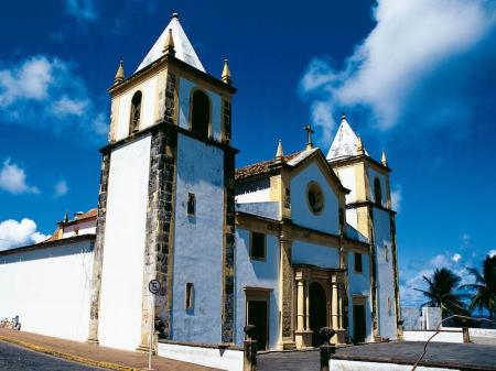 Koloniale Architektur in Olinda