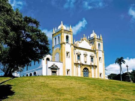 Alte Kirche in Olinda, Pernambuco