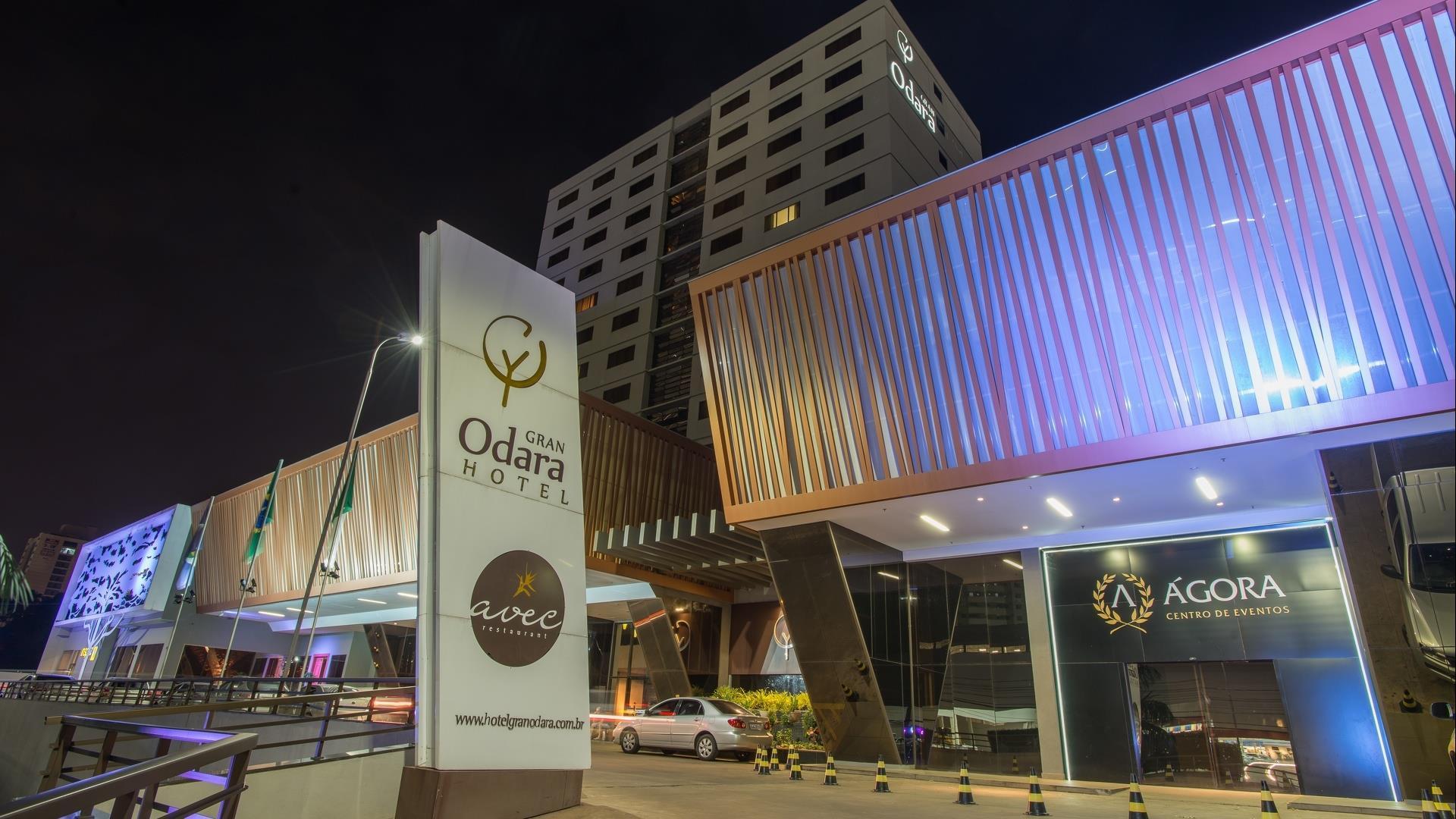 Brasilien Cuiaba: Deluxe Hotel - HotelGran Odara