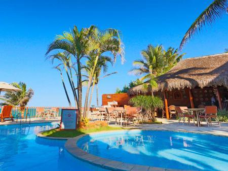 Hotel Manary Praia Pool