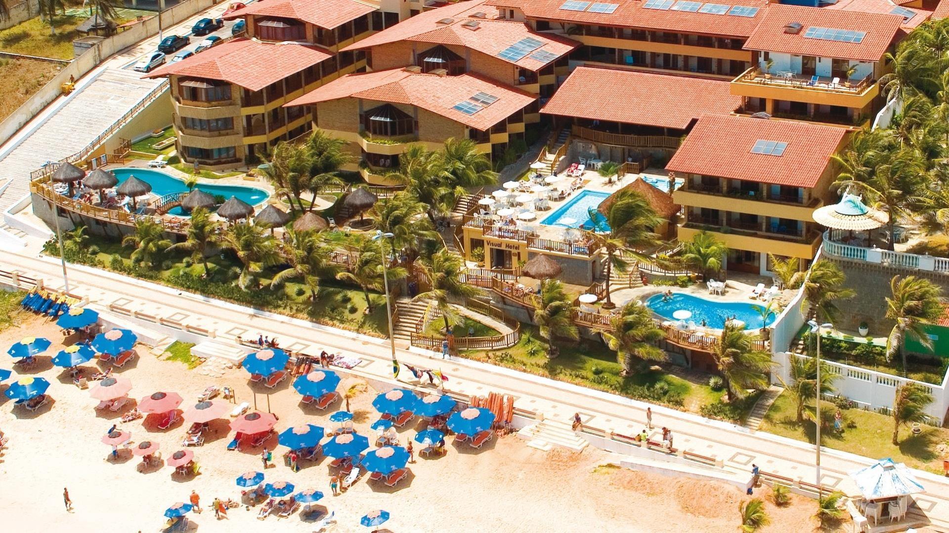 Brasilien Natal: Superior Hotel - Hotel Visual Praia