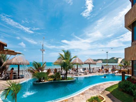 Hotel Visual Praia Pool