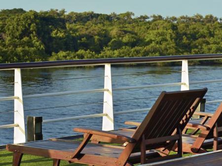 Deck Iberostar Grand Amazon