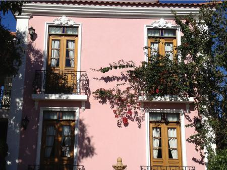 Hotel Boutique Quinta das Videiras Außenansicht
