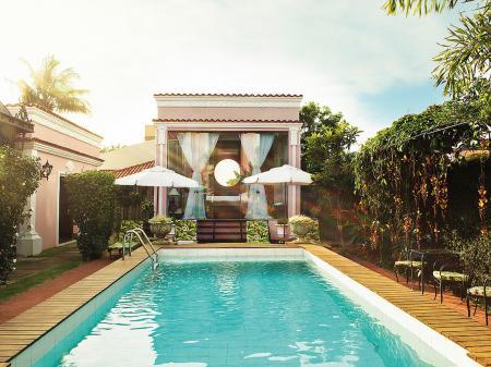 Hotel Boutique Quinta das Videiras Pool