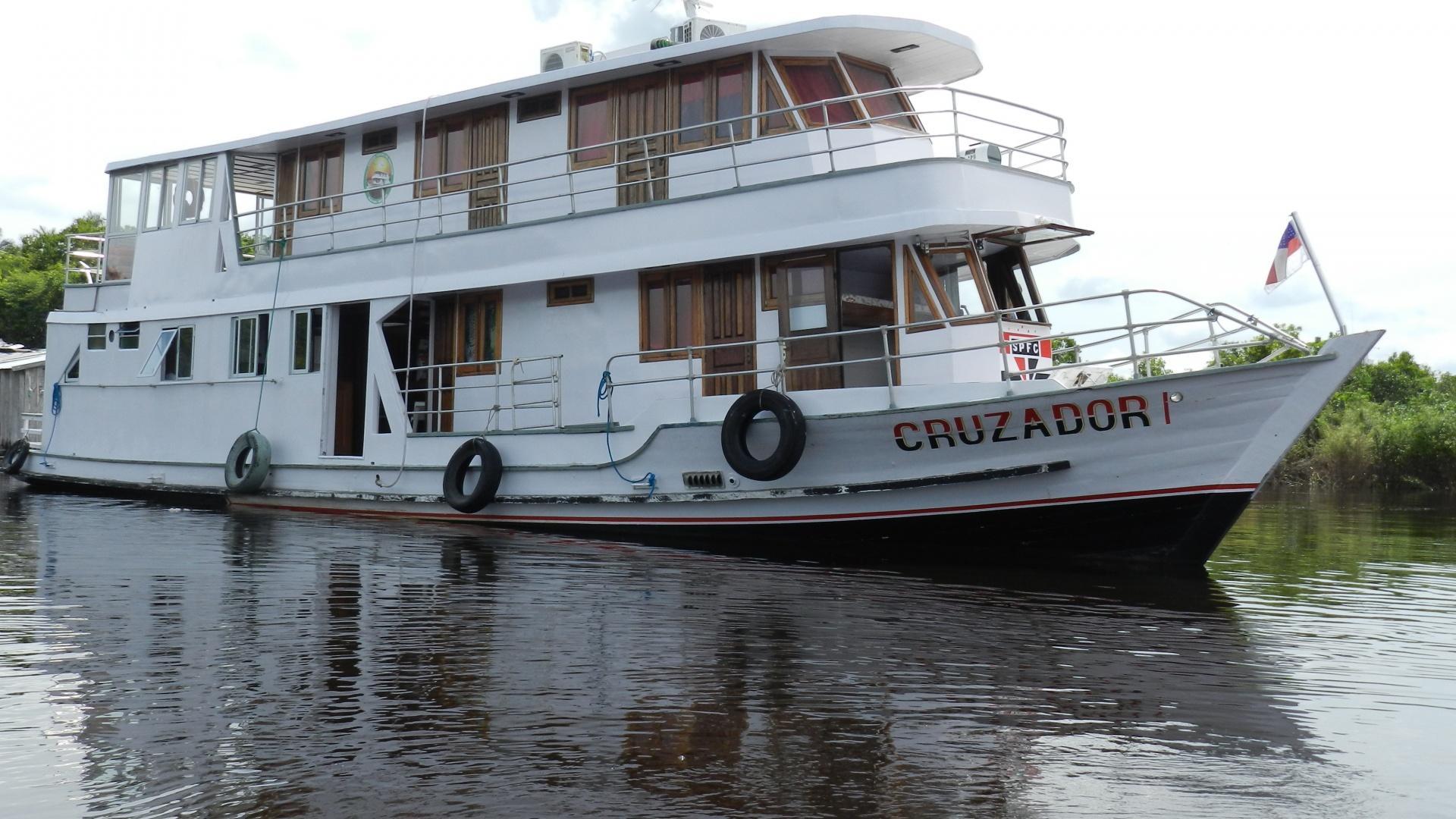 3 bis 8 Tage Reisebausteine - Schiffsexpeditionen in Kleingruppe am Amazonas in Brasilien