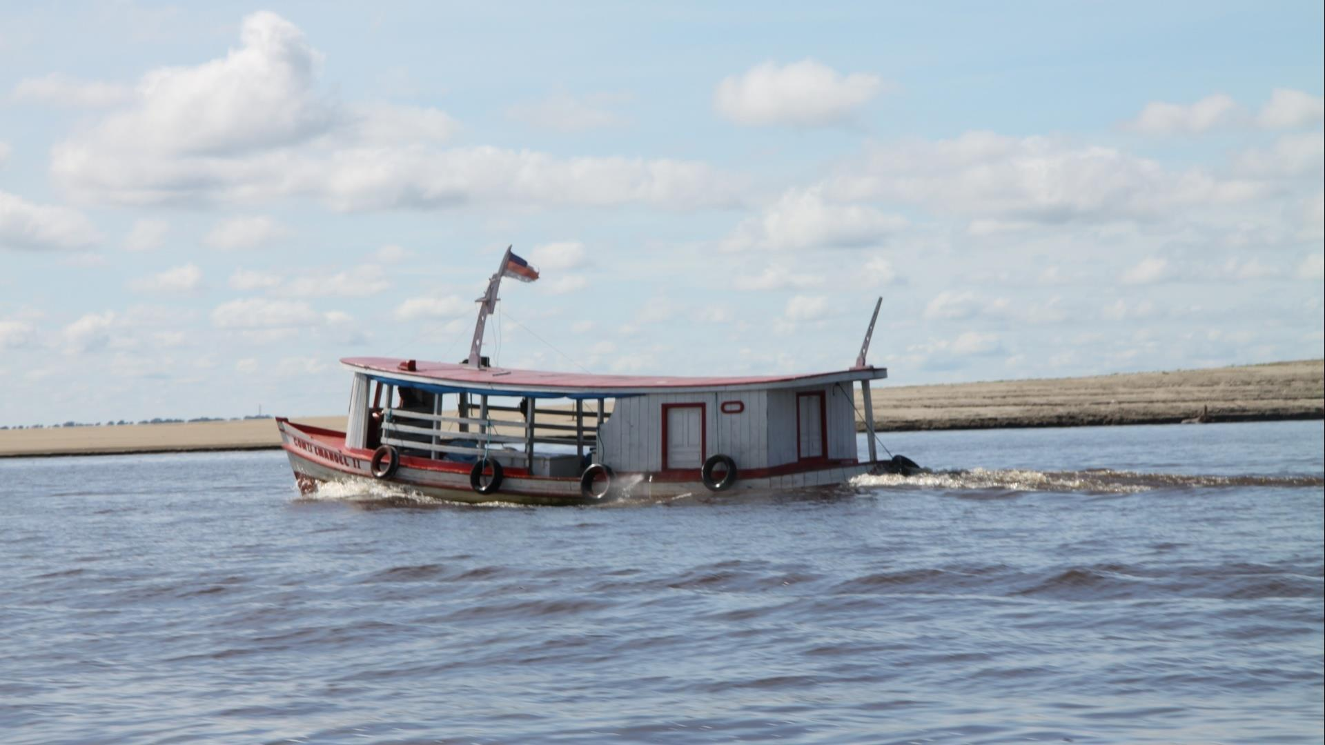Brasilien Amazonas: 3 Tage Reisebaustein - Schiffsexpedition Jaraqui in Kleingruppe