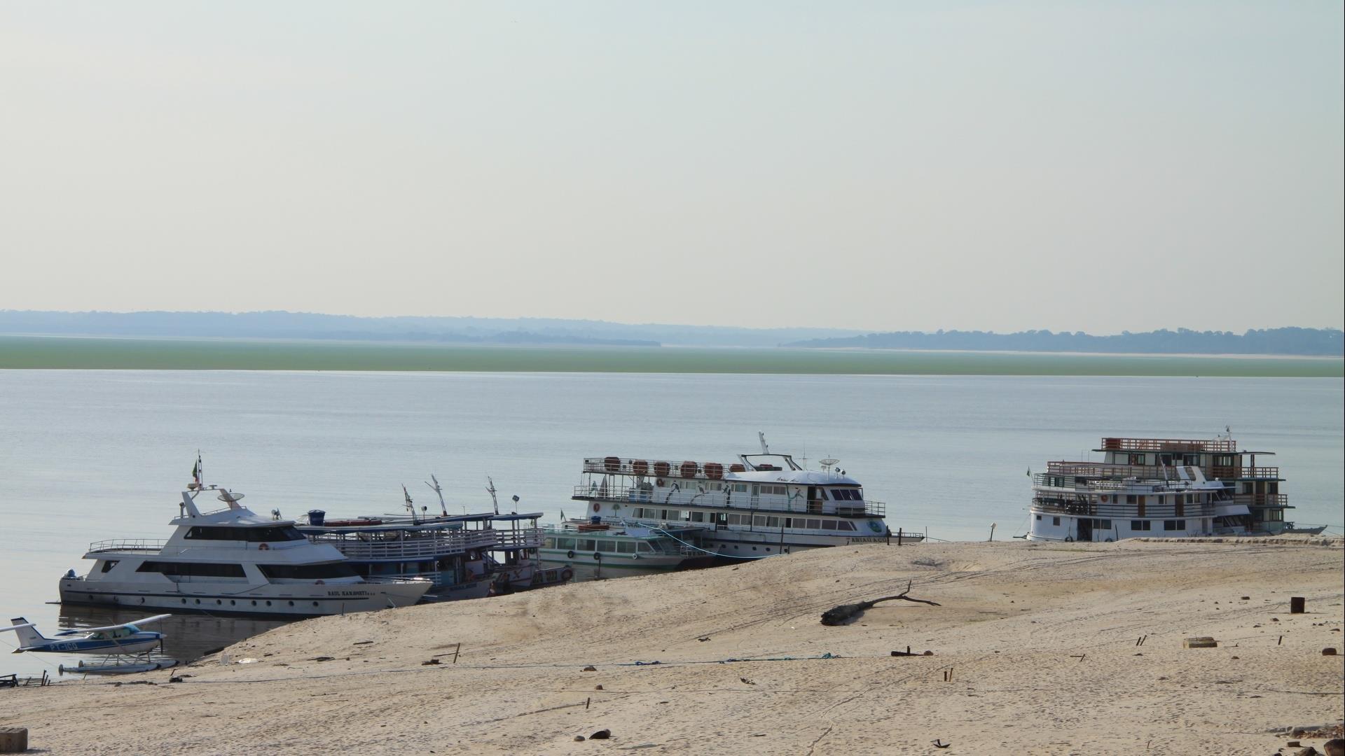 Brasilien Amazonas: 6 Tage Reisebaustein - Schiffsexpedition Pink Dolphin in Kleingruppe