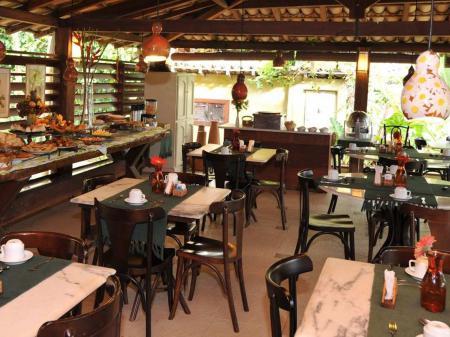 Pousada Villa das Pedras Restaurant