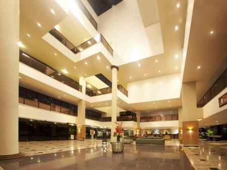 Hotel Marina Park Lobby