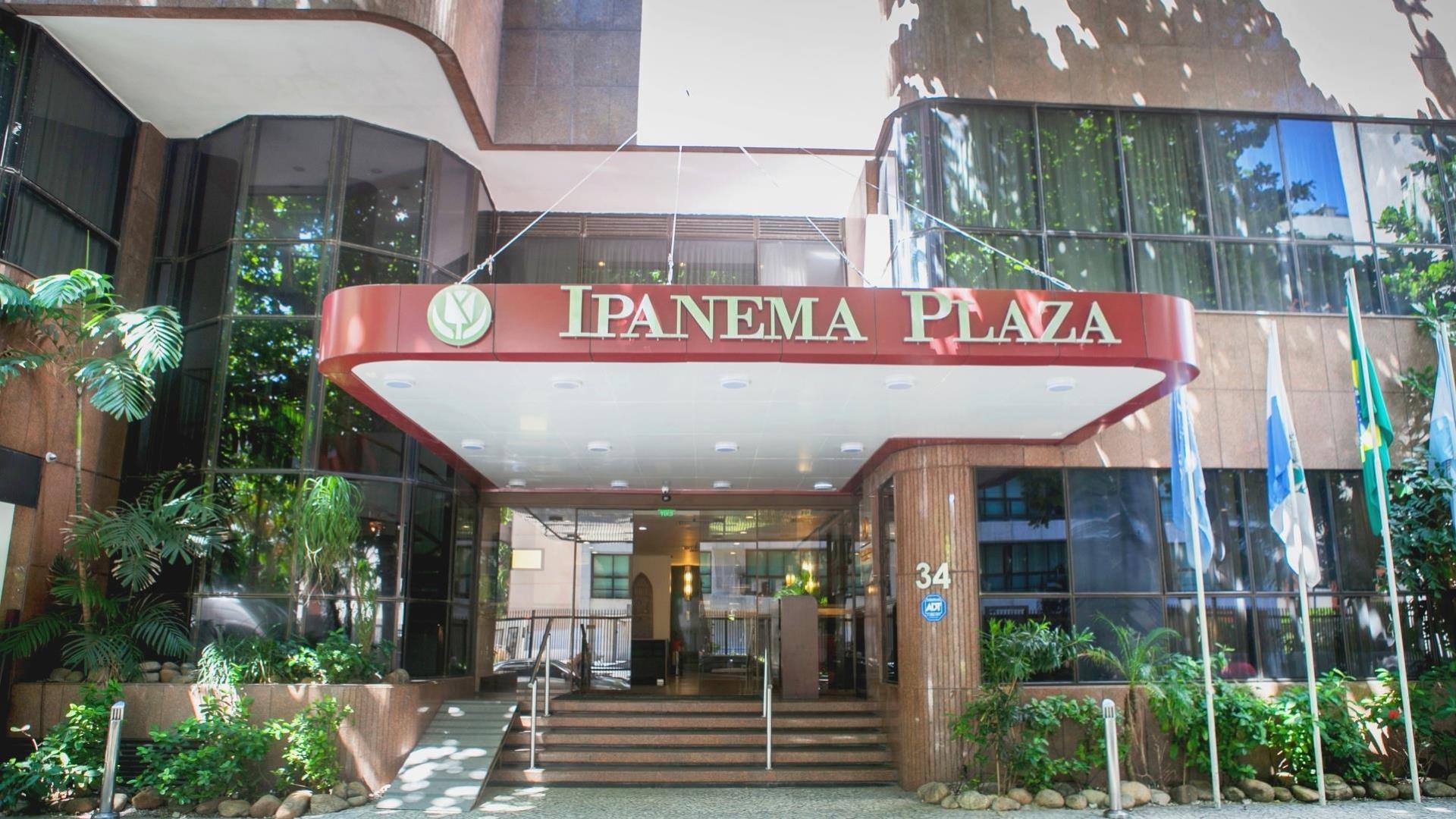 Brasilien Rio de Janeiro: Superior Hotel - Hotel Ipanema Plaza