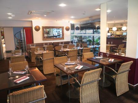 Hotel Ipanema Plaza Restaurant