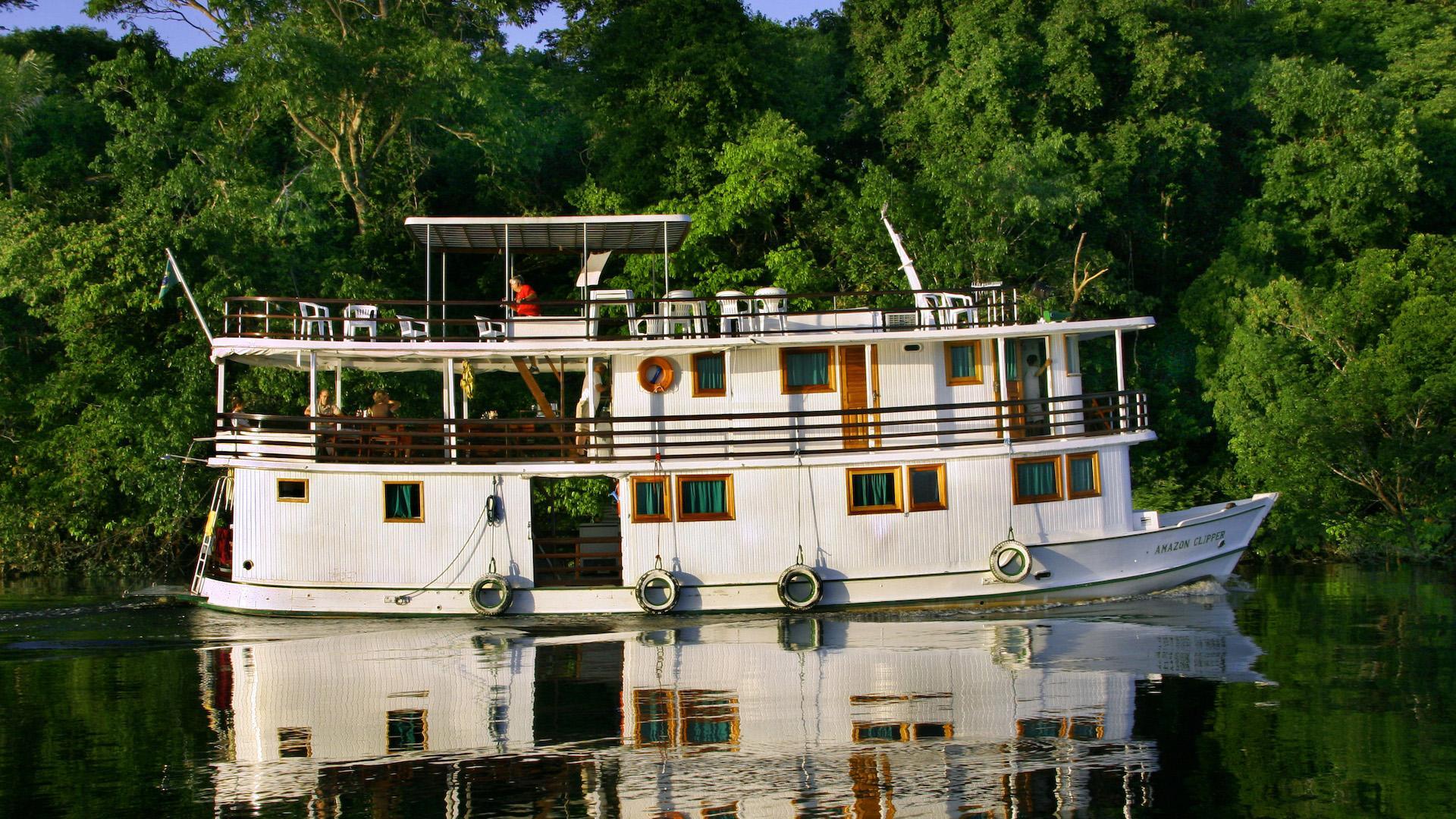 Amazon Clipper Traditional Schiffsexpedition