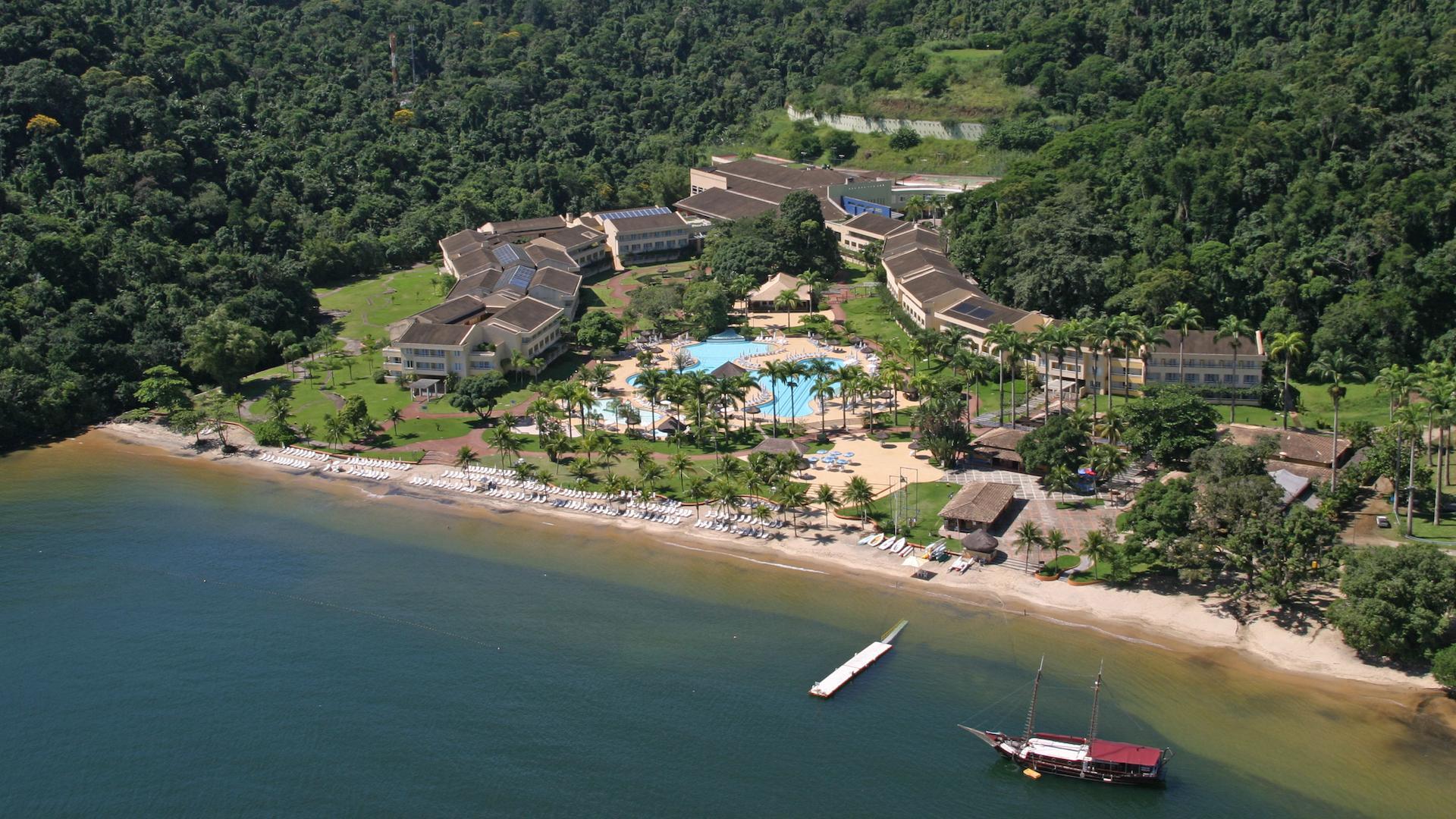 Deluxe Hotel Hotel Vila Gale Eco Resort de Angra All Inclusive Gesamtansicht