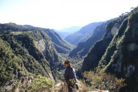 Canyonlandschaft Urubici