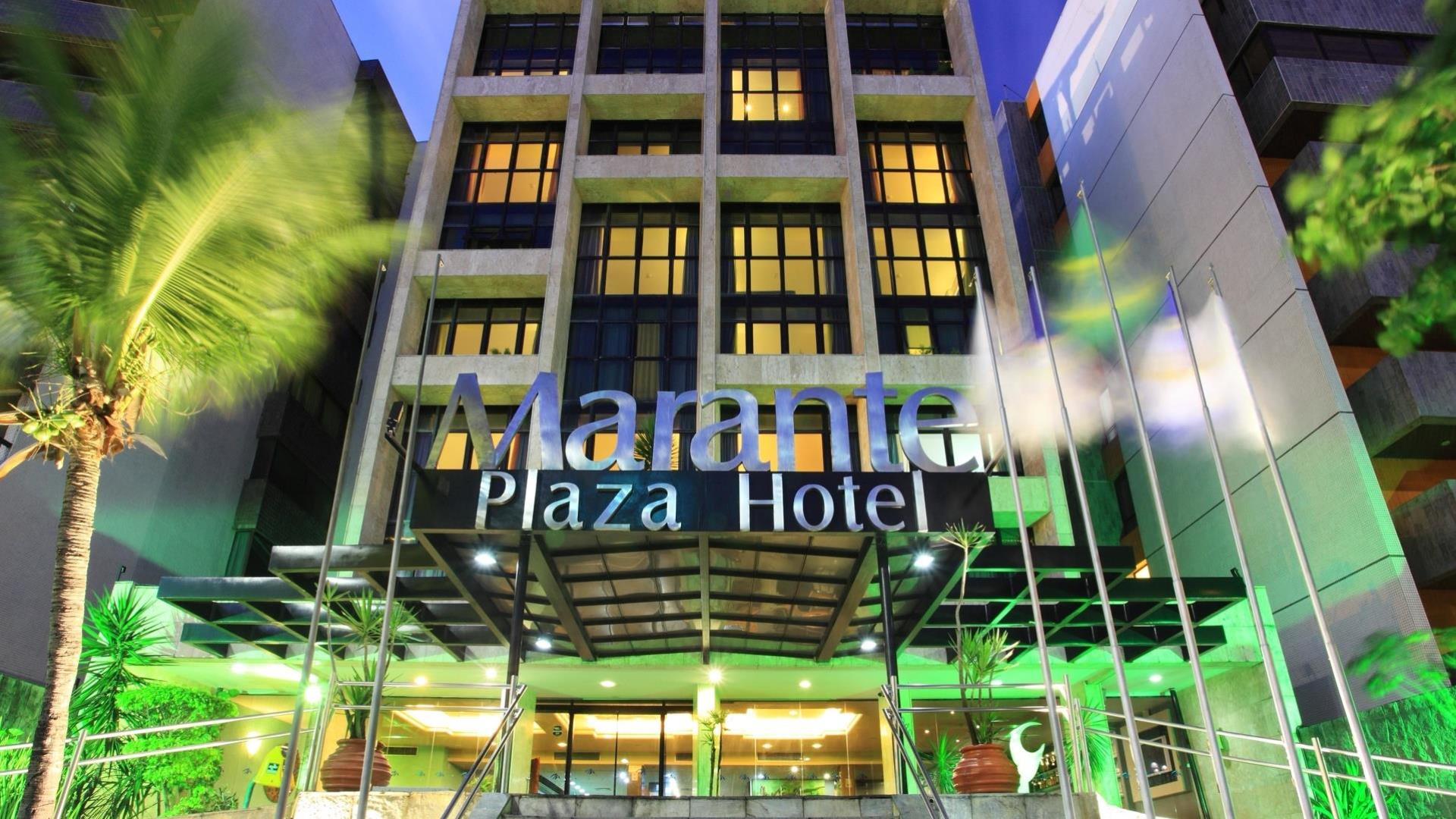 Brasilien Recife: Superior Hotel - Hotel Marante Plaza