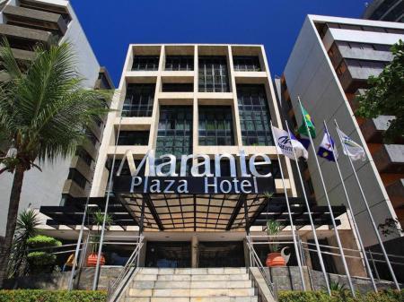 Hotel Marante Plaza Außenansicht
