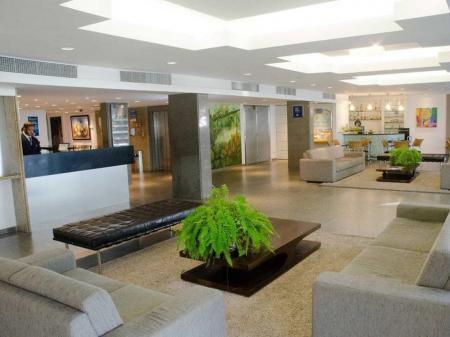 Hotel Marante Plaza Lobby