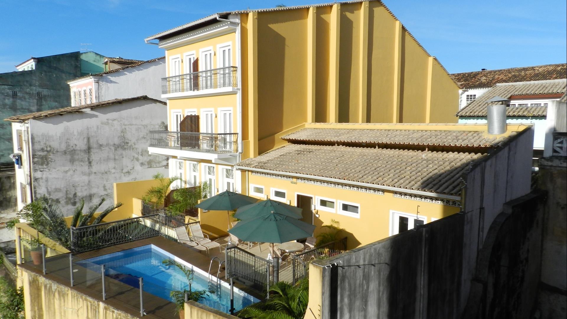 Brasilien Salvador: Superior Hotel - Hotel Casa do Amarelindo