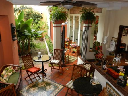 Hotel Casa do Amarelindo Bar