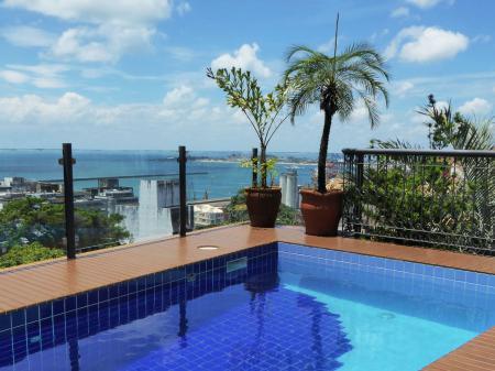 Hotel Casa do Amarelindo Pool