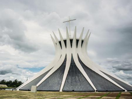 Brasilia Tagestour Stadtkathedrale