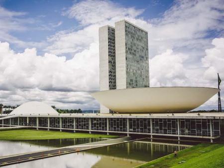 Brasilia Tagestour Nationalkongress