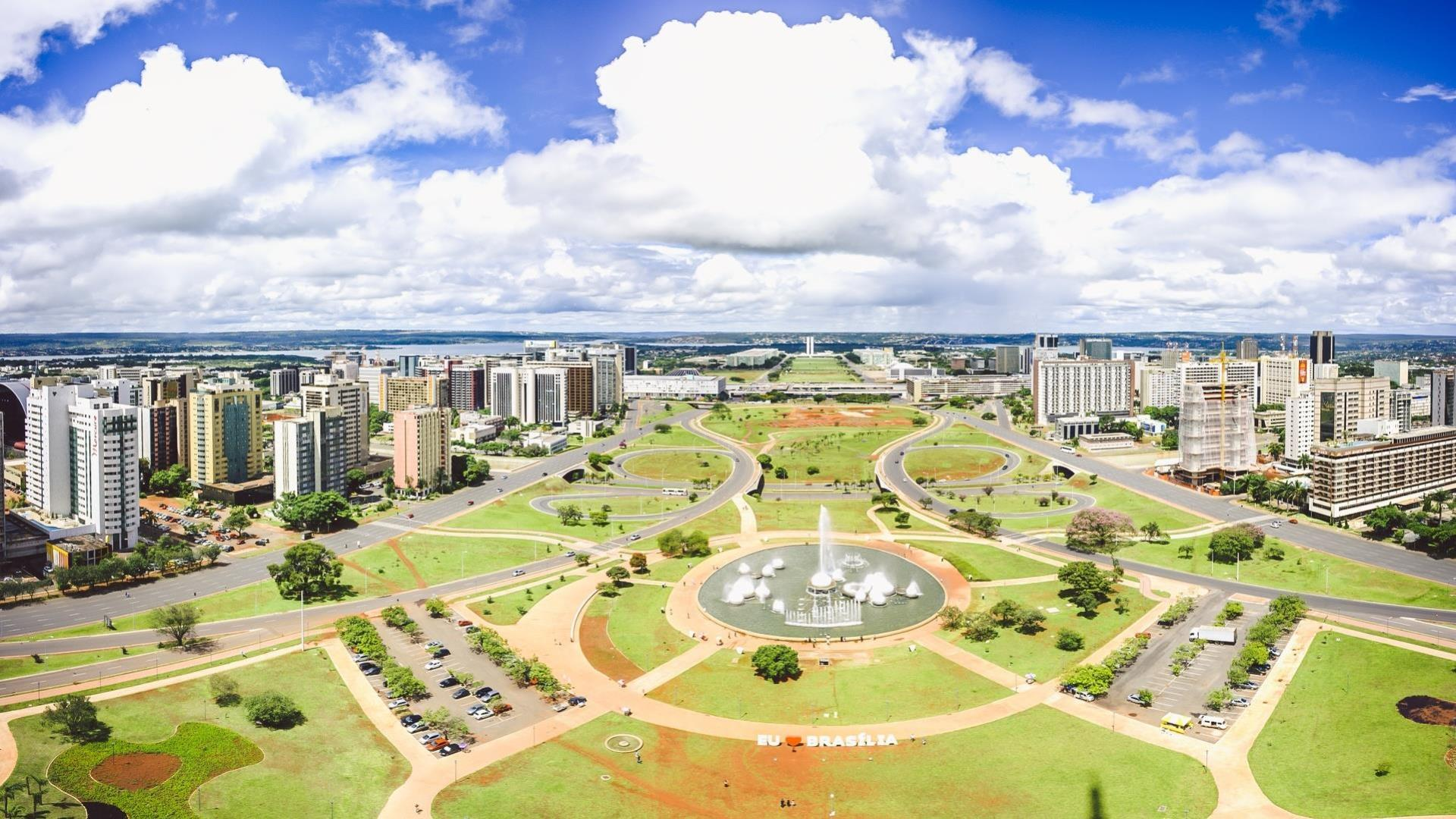 Brasilien Brasilia: 3 Tage Reisebaustein - Brasilia klassisch erleben