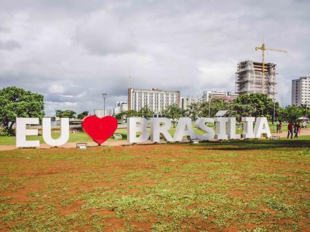 Liebeserklärung an Brasilia