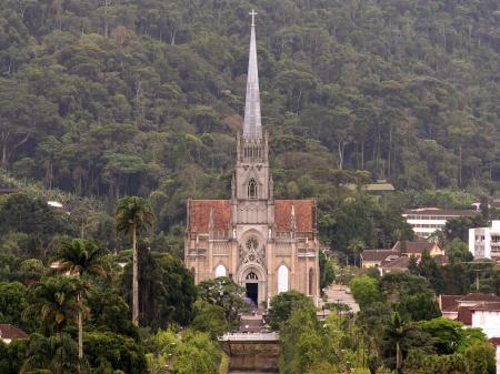 Petropolis Rio Tagestour Kathedrale