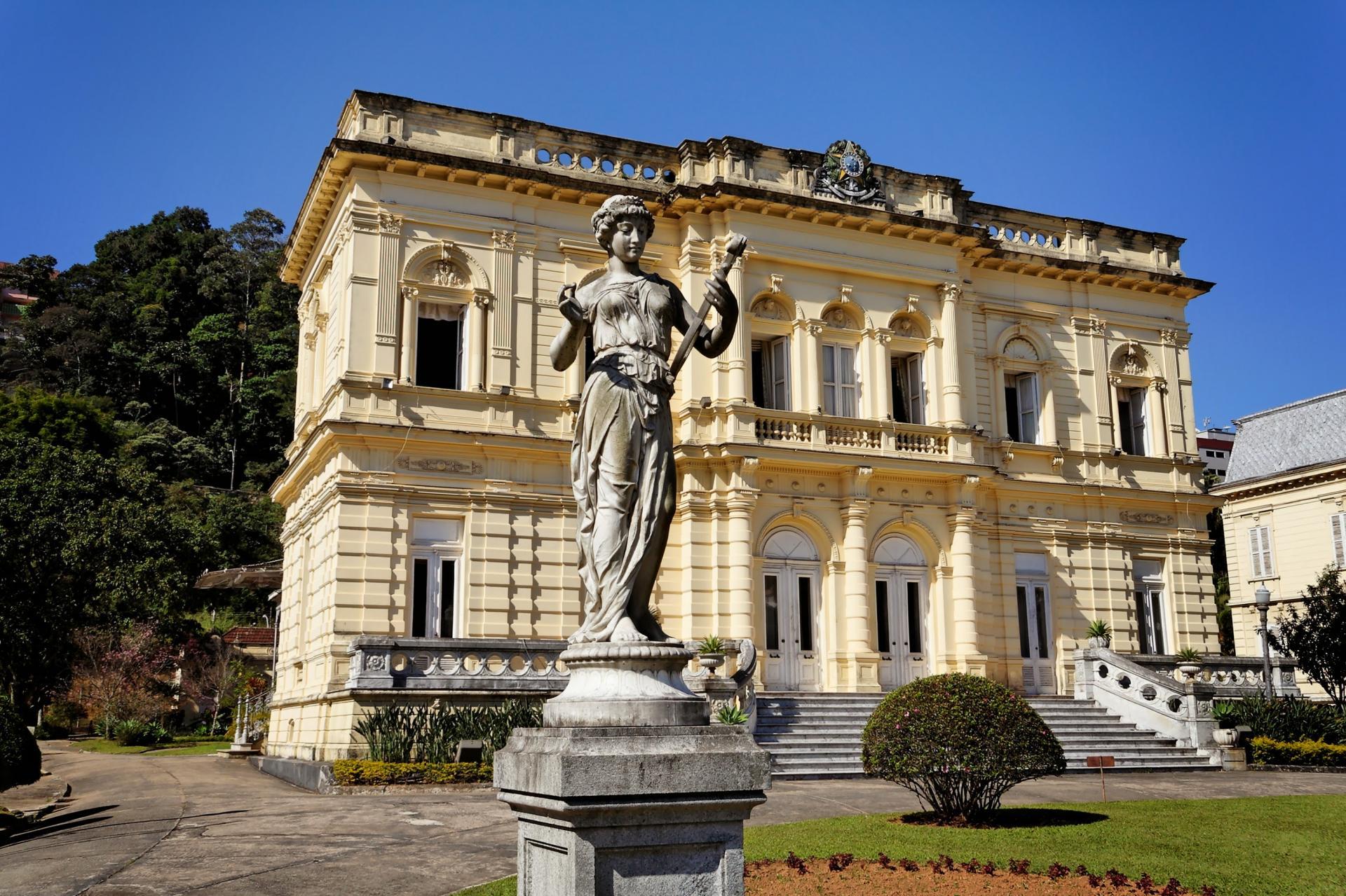 Tagestour Rio Imperiales Petropolis & Mittagessen (8h, privat): Herrenhaus