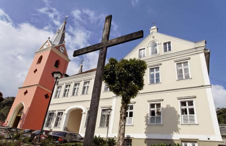 Petropolis Rio Tagestour Kirche