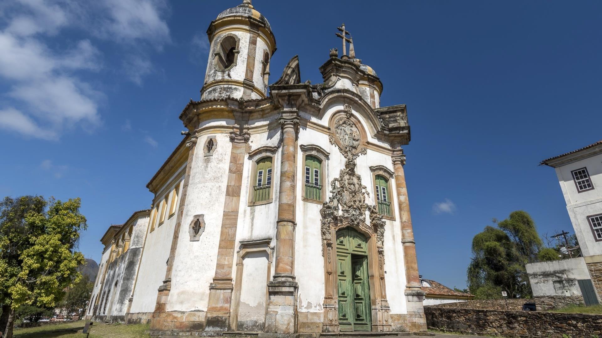Brasilien Minas Gerais: 5 Tage Reisebaustein - Ouro Preto und Umgebung klassisch erleben