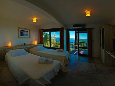 Resort Refugio do Estaleiro Chalet