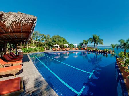 Resort Refugio do Estaleiro Pool