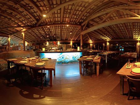 Resort Refugio do Estaleiro Restaurant
