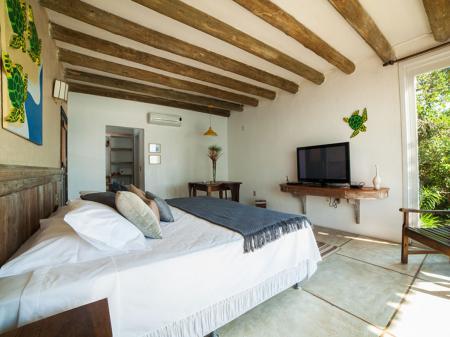 Resort Refugio do Estaleiro Suite Deluxe Premium
