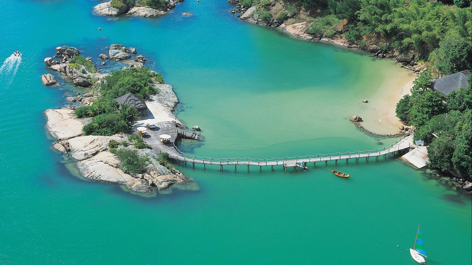 Brasilien Santa Catarina: Hotel - Resort Ponta dos Ganchos