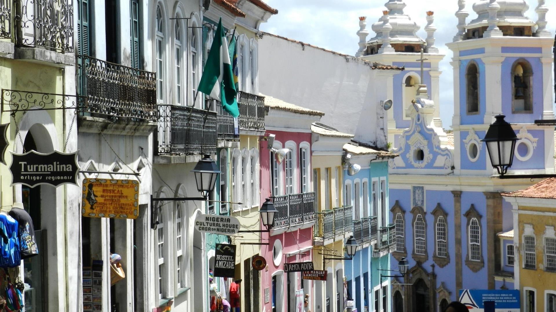 Brasilien Bahia: 3 Tage Reisebaustein - Salvador aktiv erleben
