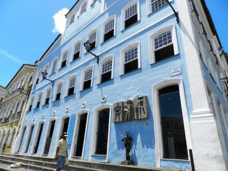 Das Casa de Jorge Amado in Salvador da Bahia