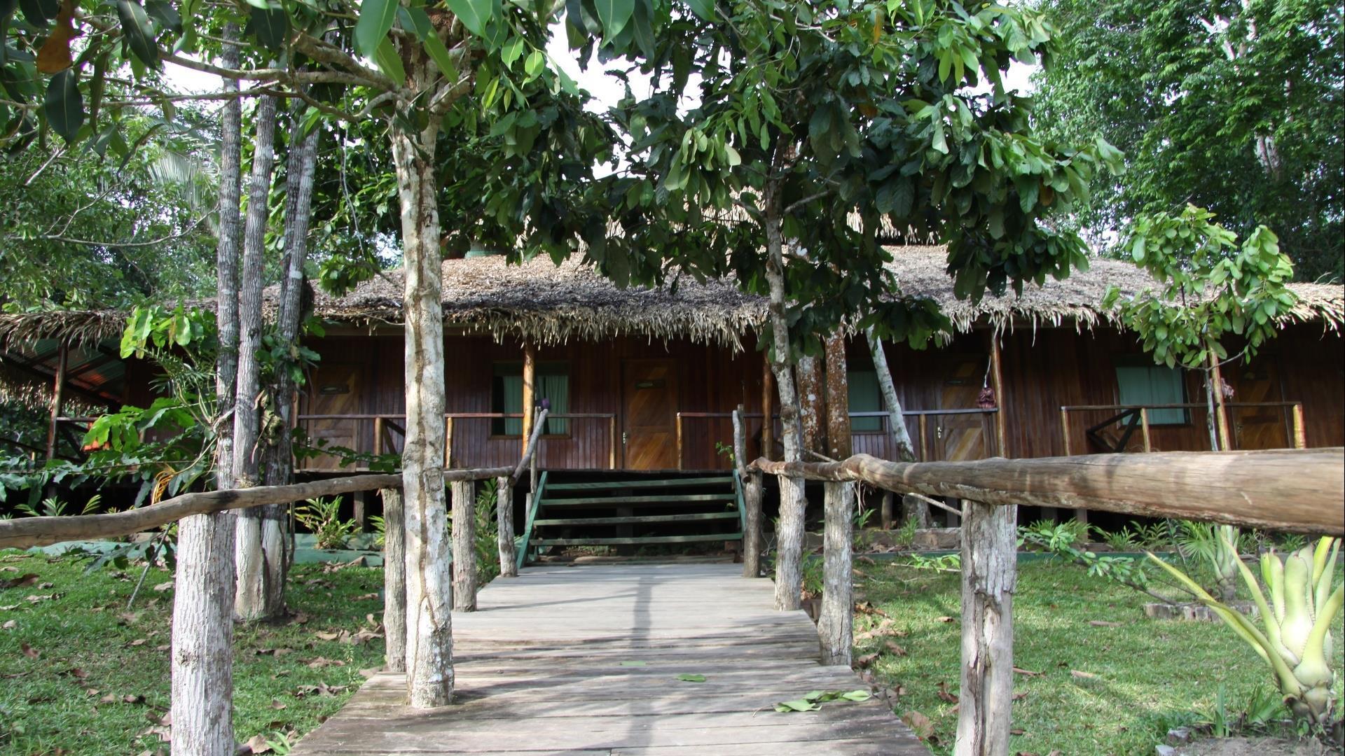 Brasilien Amazonas: 3 bis 6 Tage Reisebausteine - Tupana Lodge