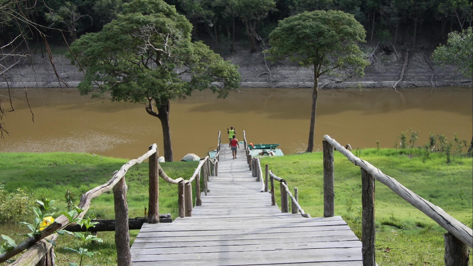 Brasilien Amazonas: 4 Tage Reisebaustein - Tupana Lodge Cigana Paket