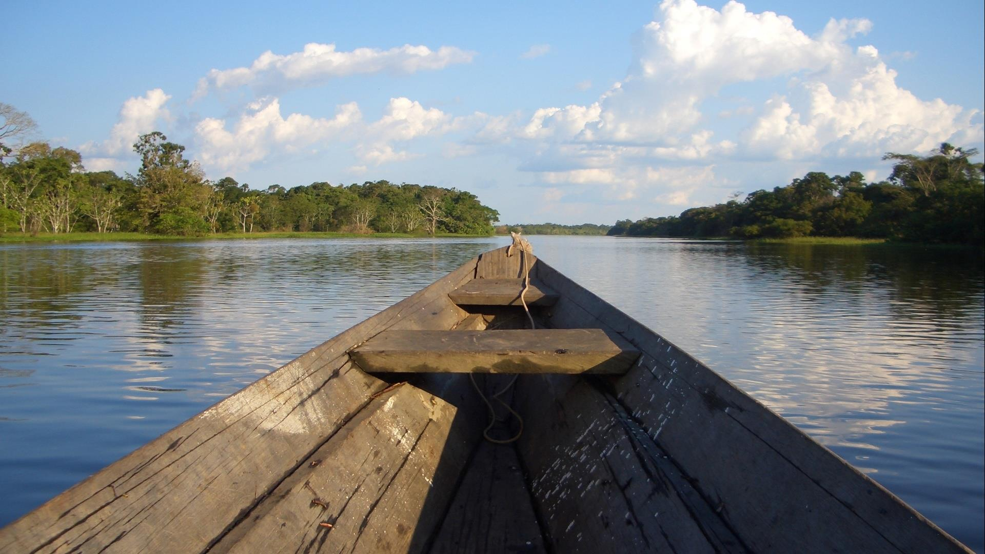 Brasilien Amazonas: 3 Tage Reisebaustein - Turtle Lodge Acai Aktiv Paket