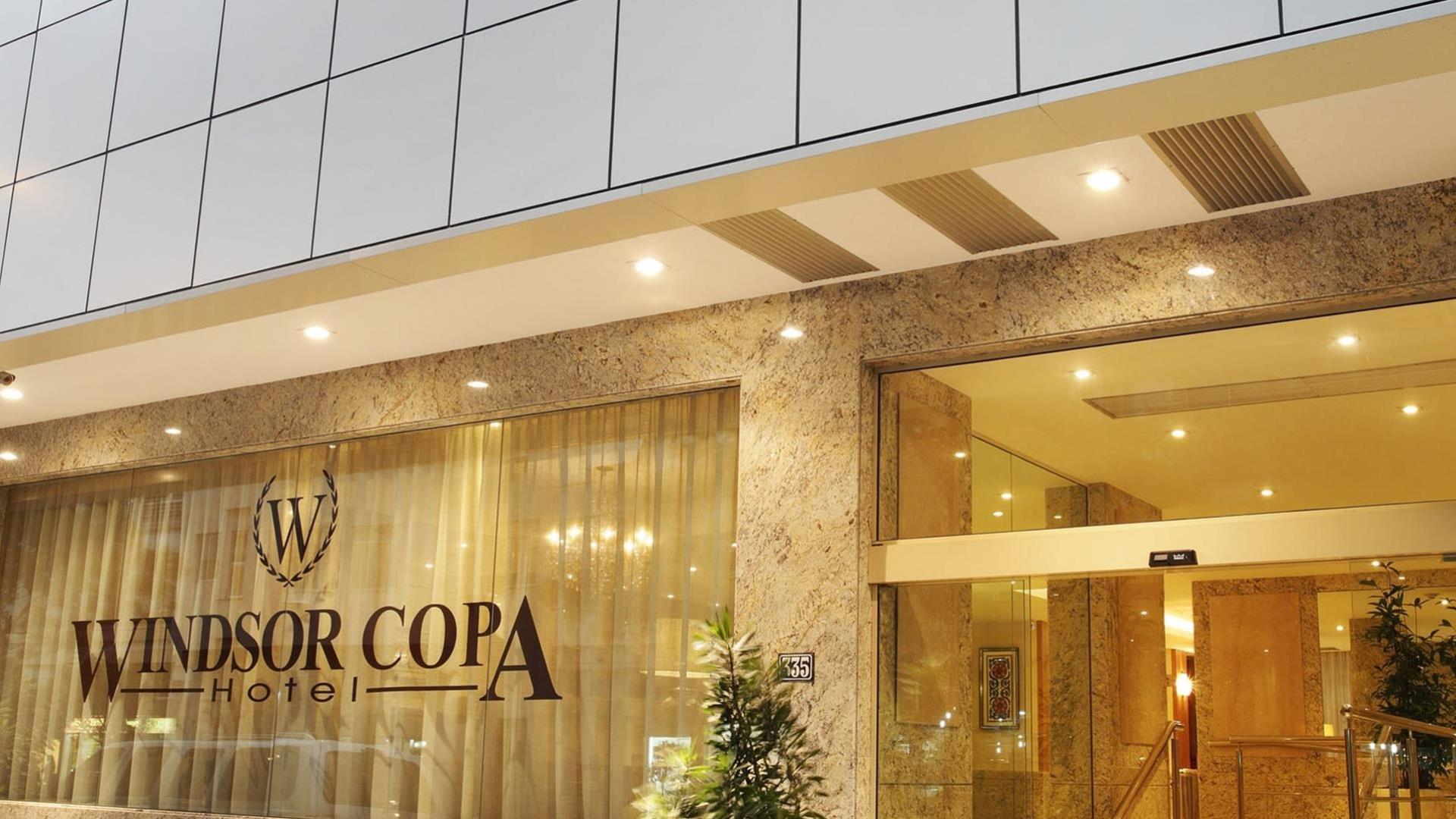 Brasilien Rio de Janeiro: Standard Hotel - Hotel Windsor Copa