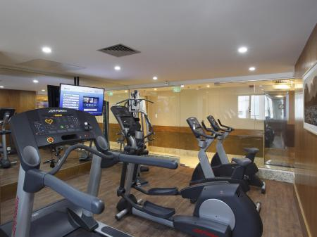 Hotel Windsor Copa Fitnesscenter