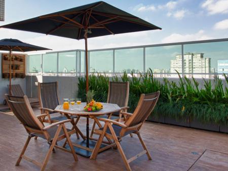 Hotel Tulip Inn Paulista Convention Terrasse