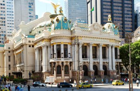 Rio de Janeiro City Tour Theater