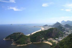 Ferien in Brasilien Reisen Rio de Janeiro Tour auf den Zuckehut